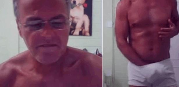 V Deos De Kadu Moliterno Se Eibindo Pela Webcam Foram Divulgados Em