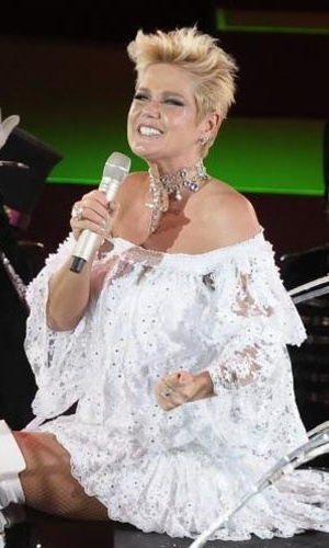 Xuxa em show beneficente &#40;22/12/11&#41;