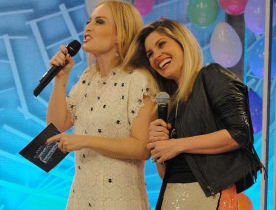 A atriz Flávia Alessandra compareceu ao programa e relembrou seus melhores momentos nas telinhas ao lado de Angélica. A festa também comemorou os 38 anos da apresentadora, que serão completados no dia 30 de novembro.