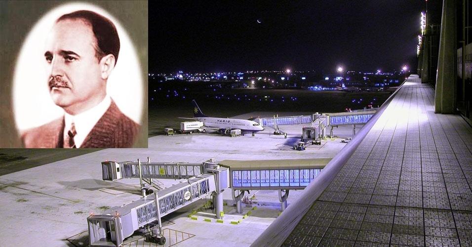Aeroporto Internacional Salgado Filho Porto Alegre Rs Brasil : Conheça as personalidades que dão nome aos aeroportos