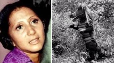 1977 - Dorinha Duval interpretou a Cuca na primeira versão da obra Sítio do Picapau Amarelo para a Rede Globo