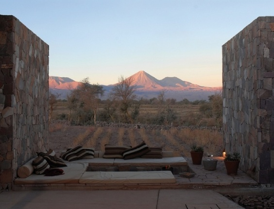Atacama (Chile): No Tierra Atacama Hotel &amp; Spa o pacote inclui quatro noites de hospedagem com pens&#227;o completa