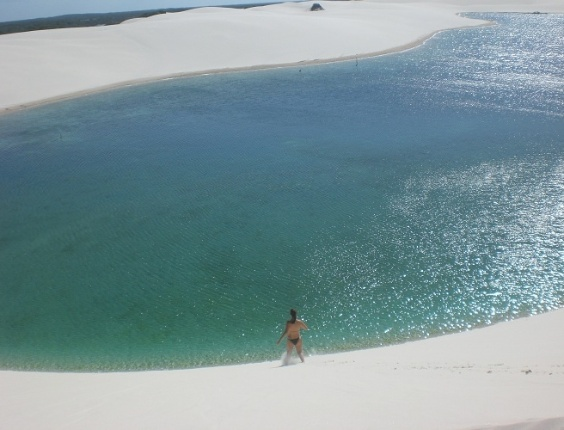 Len&#231;&#243;is Maranhenses (MA): Na Pisa Trekking o pacote dura quatro noites e inclui passagem a&#233;rea saindo de S&#227;o Paulo