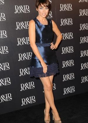 Dannii Minogue (mais bem vestidas)