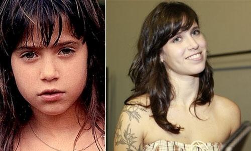 A atriz Mel Lisboa é praticamente a mesma pessoa!