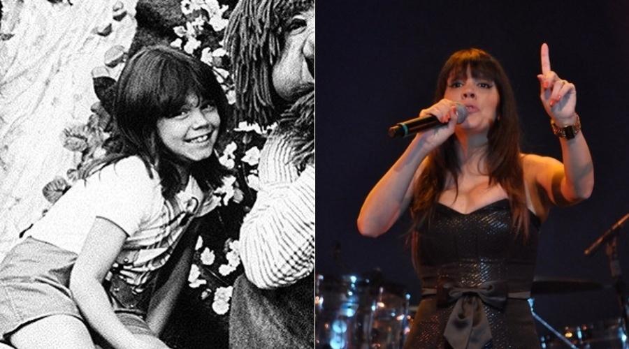 """Quando Simony chegou ao """"Balão Mágico"""", ela já tinha quatro anos de carreira. A cantora foi descoberta por Raul Gil, que a recebeu em seu programa quando ela tinha três anos"""