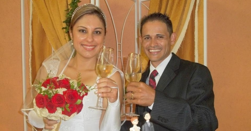 No dia  dia 17 de mar&#231;o de 2012, Cibele Ferreira Messias se casou com Vicente Eliabes Castilho Vicente, na Ch&#225;cara Rancho da Mata, em Hortol&#226;ndia (SP).