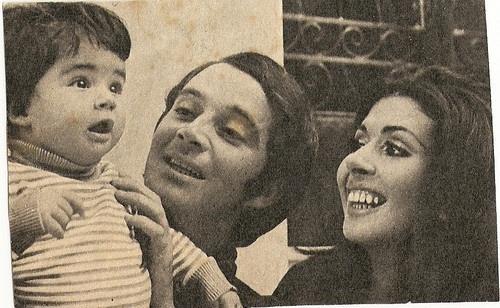 Betty Faria foi casada com o ator Cláudio Marzo, com quem teve a filha Alexandra Marzo