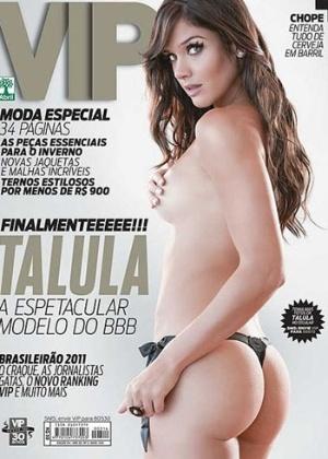 Maio de 2011 - Talula (BBB)