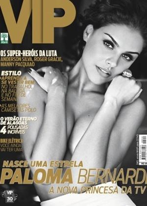 Março de 2011 - Paloma Bernardi