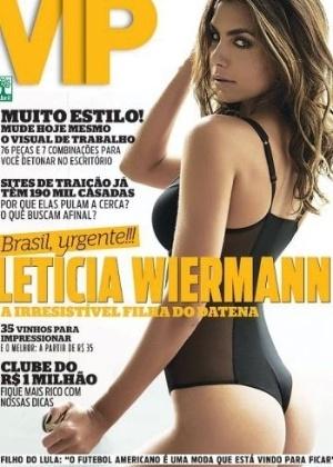 Março de 2012 - Letícia Wiermann