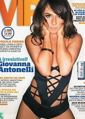Setembro de 2008 - Giovanna Antonelli