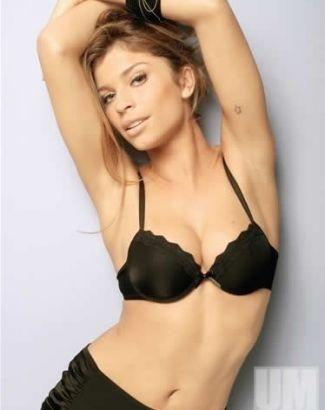 """Em junho de 2007, Grazi Massafera, já como atriz da TV Globo, é capa da revista masculina """"UM"""""""