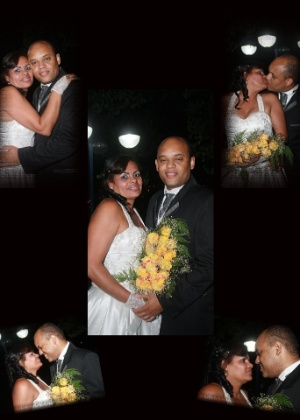 Maria Raquel Rodrigues e Marcelo Rodrigues casaram-se no dia 19/11/11, em Belo Horizonte (MG).