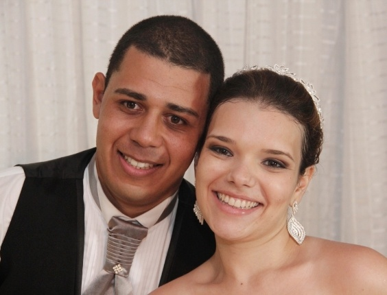 Iasmim de Sousa Teixeira e Marcus Teixeira casaram-se no dia 3/3/12, em Campinas (SP).