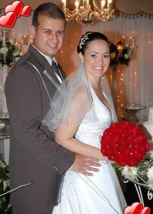 Marcela F. Tavares Lessa e Fábio S. Lessa casaram-se no dia 5/7/09, em Nova Iguaçu (RJ).