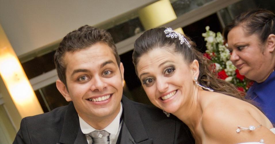 Daniel Augusto Munhoz Saraiva e Josiane Cristina Magaloti disseram o famoso