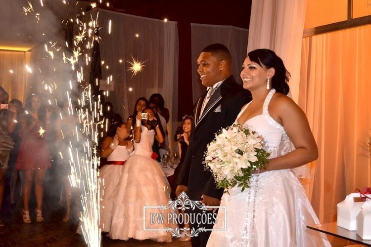 No dia 10 de março de 2012, Rafael e Vanessa celebraram o grande dia na cidade Campos dos Goytacazes (RJ).