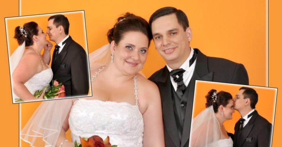 No dia 14 de janeiro de 2012, Natália e Marcos se tornaram oficialmente casados na Igreja Santa Rita de Cássia, localizada na cidade de Santa Rita do Passa Quatro (SP).