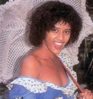 """Taís Araújo protagonizou a novela """"Xica da Silva"""", da extinta Rede Manchete, em 1996"""