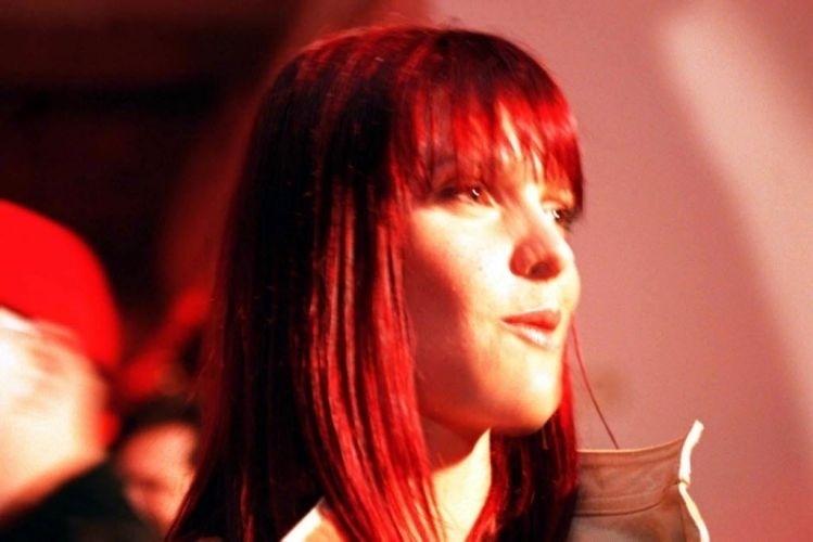 Em 2003, Fernanda Lima pintou os cabelos de ruivo