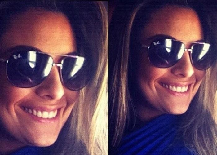 Após fazer cirurgia no nariz, a ex-BBB Monique Amin mostra foto do resultado por meio de sua página do Twitter (17/4/12). De acordo com seu assessor, a modelo fez lipoaspiração, além de cirurgia nos seios no último dia 5 de abril. No nariz, Monique fez um procedimento chamado bioplastia, à base de uma substância chamada PMMA.