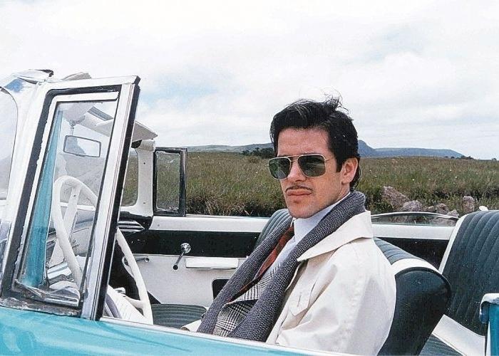 """30.jan.2000 - Murilo Benício em cena da novela """"Esplendor"""", da Globo"""