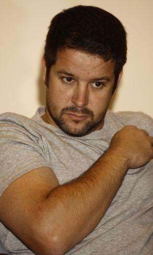 """1.mar.2010 - O ator Murilo Benício participa da divulgação da segunda temporada de """"Força-Tarefa"""" no Rio de Janeiro"""