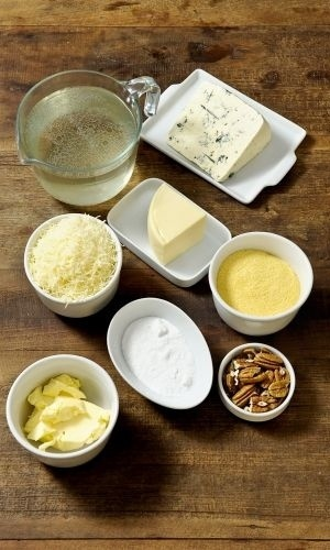 Anote os ingredientes da polenta gratinada