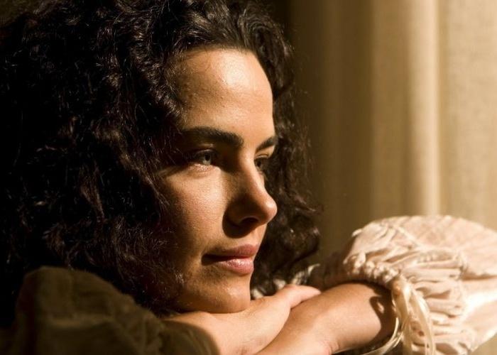 """atriz Ana Paula Arósio em cena de """"Páginas da Vida"""", novela da ..."""