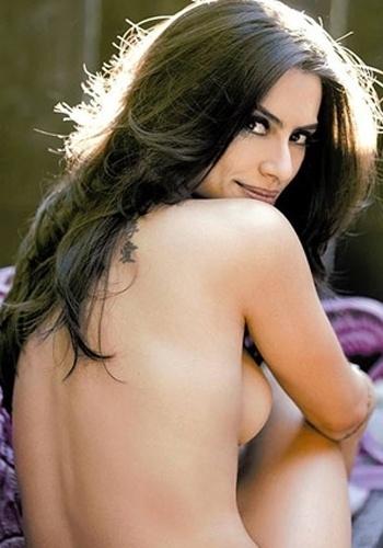 Da Mulher Moranguinho Pelada Na Revista Playboy Fotos Amadoras De