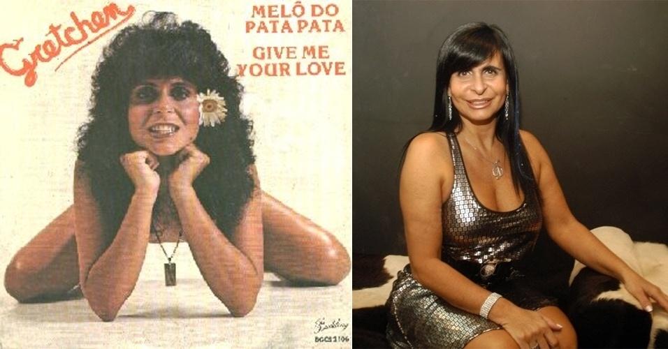 """A cantora e dançarina Gretchen é uma das maiores musas da década de 1970, quando ganhou o título de Rainha do Bumbum. Com sucessos como """"Freak Le Boom Boom"""" e """"Conga, Conga, Conga"""", ela já vendeu mais de 15 milhões de discos. Recentemente, ela participou do reality """"A Fazenda 5"""", mas pediu para sair do programa após quase seis semanas confinada"""