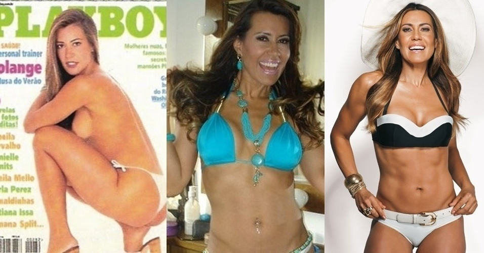 Miss São Paulo em 1982, a personal trainer Solange Frazão, 49, ficou conhecida por comandar diversos programas femininos na televisão brasileira, dando enfase principalmente aos treinos físicos que comandava.