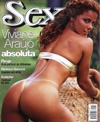 viviane araujo exibe corpao na capa da revista sexy em 2001 1343851032255 343x419 ... obligatory NSFW Tila still): 1) Aren't you supposed to release the sex ...