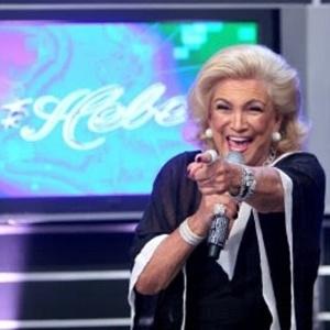 'Hebe' - Considerada a principal apresentadora da TV Brasileira, Hebe Camargo conduziu por muitos anos a atração que levava seu nome no SBT