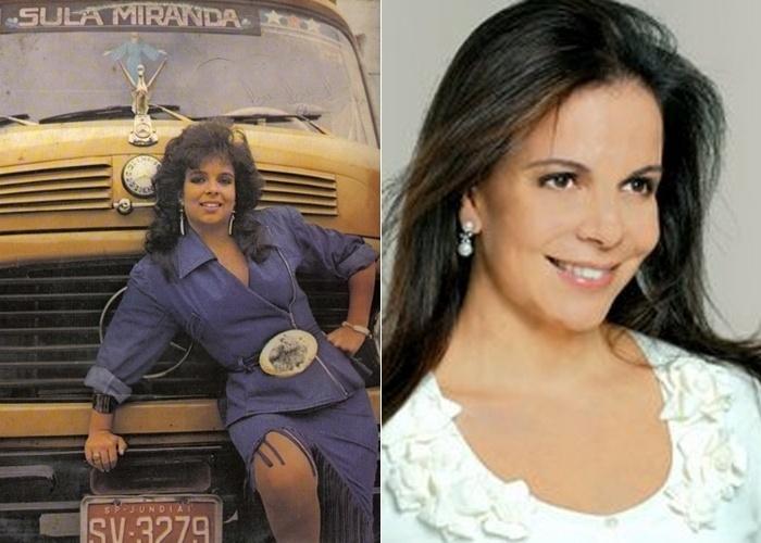 A 'Rainha dos Caminhoneiros' Sula Miranda foi uma das mulheres mais influentes da música sertaneja nos anos 80 e 90. Dona de uma voz poderosa, ela conquistou o interior brasileiro com suas canções, mas, no final da década de 90, resolveu dar uma pausa e sumiu da mídia. Retornou nos anos 2000 como cantora gospel e, recentemente, indicou que pretende voltar ao universo country.