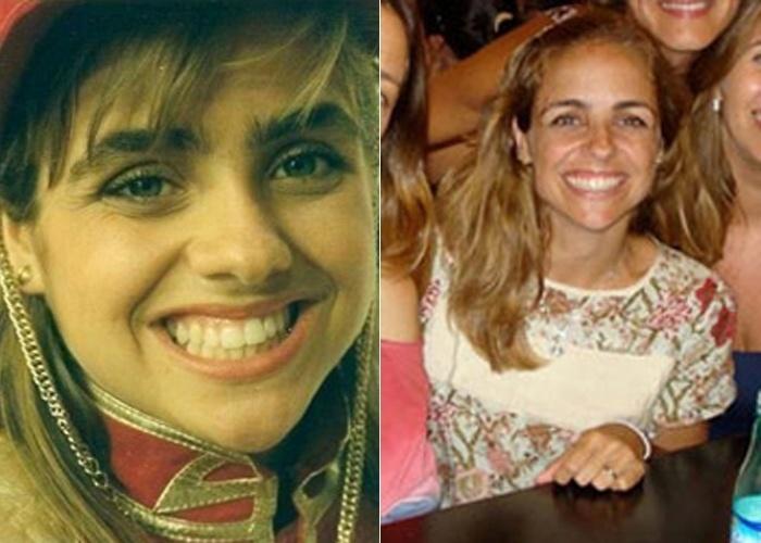 Ana Paula Guimarães foi a única paquita a sair do programa e voltar. Ana Paula era conhecida como Catuxa, a mais carismática das paquitas.