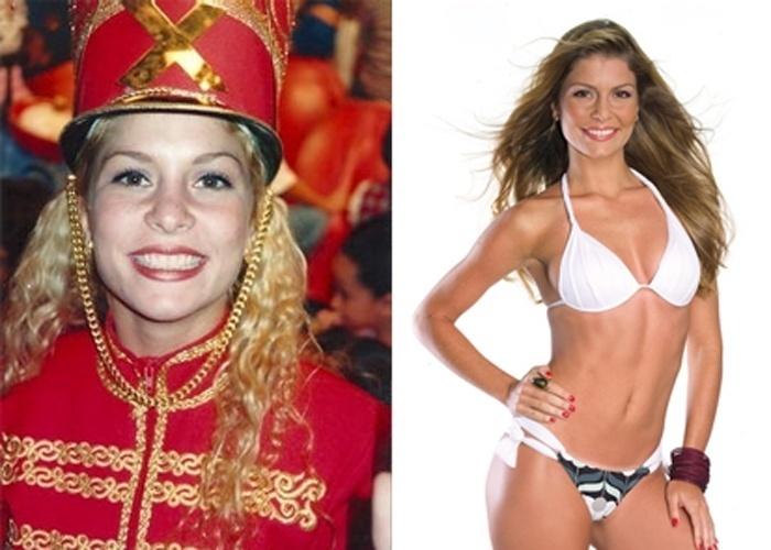 Bárbara Borges entrou na 3º geração de paquitas conhecidas como 'Paquitas New Generation', no ano de 1995 e permaneceu no grupo até 1999, com o apelido Babunitona. Atualmente é uma atriz de sucesso e já fez papéis na rede Globo e também na Record.