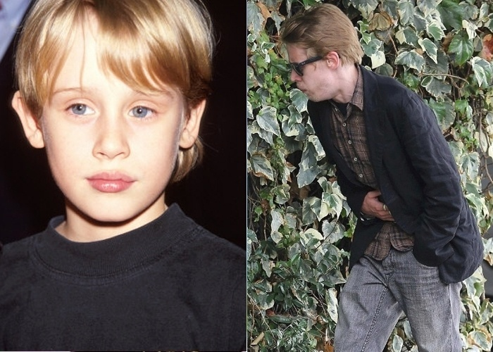 Macaulay Culkin era o principal rosto infantil de Hollywood nos anos 90.