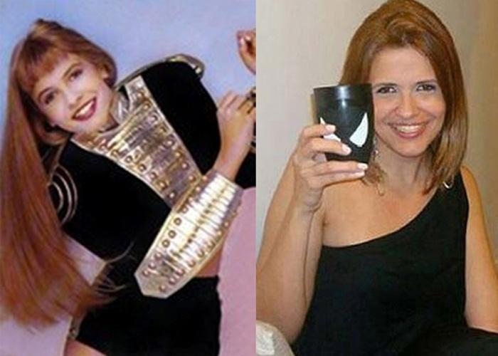 Tatiana Maranhão era a Paquitita Loira. Ela entrou em 1987 no programa 'Xou da Xuxa', após frequentar por dois meses o 'Xou da Xuxa'. É considerada a paquita que possuía a melhor voz do grupo. Hoje em dia, trabalha como jornalista, assessorando a apresentadora Xuxa.