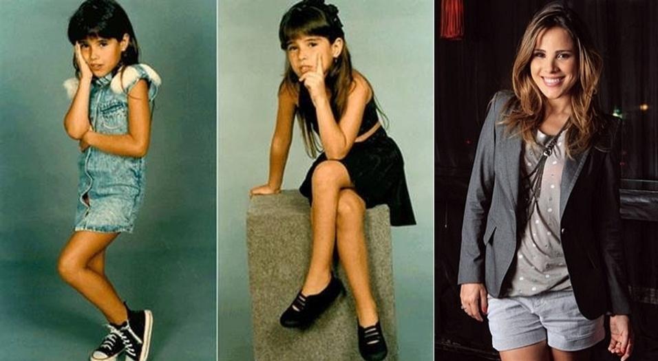 Concorda que com pouca idade, Wanessa Camargo já mostrava que tinha pose de pequena artista? A filha de Zezé Di Camargo lançou em 2000 seu primeiro álbum de estúdio. Com 29 anos, a cantora deu à luz José Marcus Doutel de Camargo Buaiz, fruto do relacionamento com o marido, o empresário Marcus Buaiz