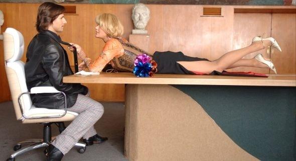 Murilo Rosa e Xuxa em cena do filme 'Xuxa Gêmeas' (2006)
