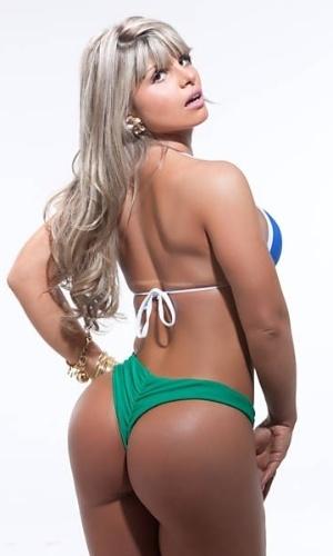 Carine Felizardo é do Pará