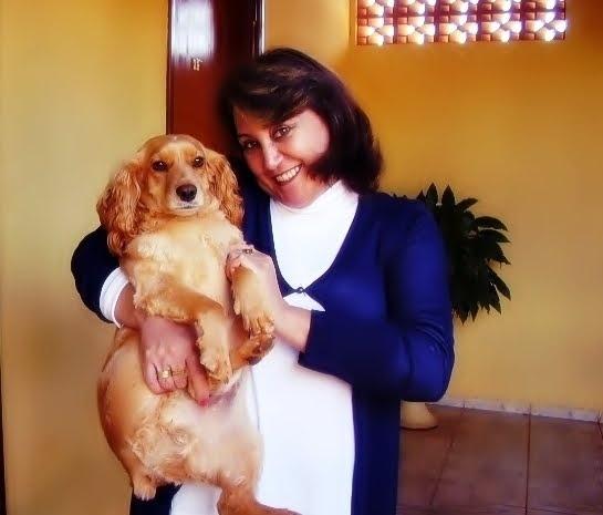Ralei foi encontrado na rua por sua dona Ivone, de Vargem Grande do Sul (SP)