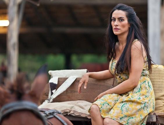 "A atriz protagonizou o episódio ""O anjo de Alagoas"" na série ""As Brasileiras"" (7/6/12)"