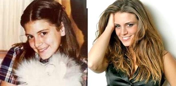 A atriz Renata Del Bianco atuou apenas na primeira temporada de 'Chiquititas', na pele da bela Vivi estará em programa da RedeTV!