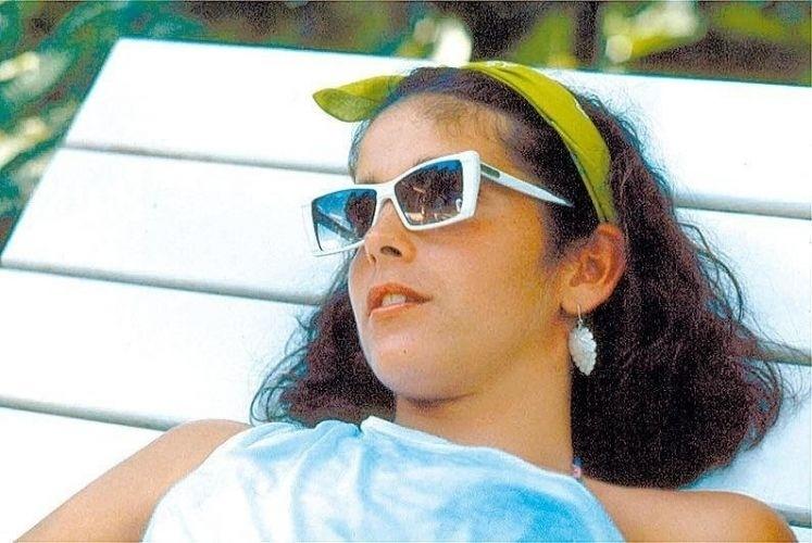 """Em """"Corpo a Corpo"""", Malu Mader interpretou Bia, que enfrentou a família milionária pelo amor de Rafael (Lauro Corona) (1984)"""