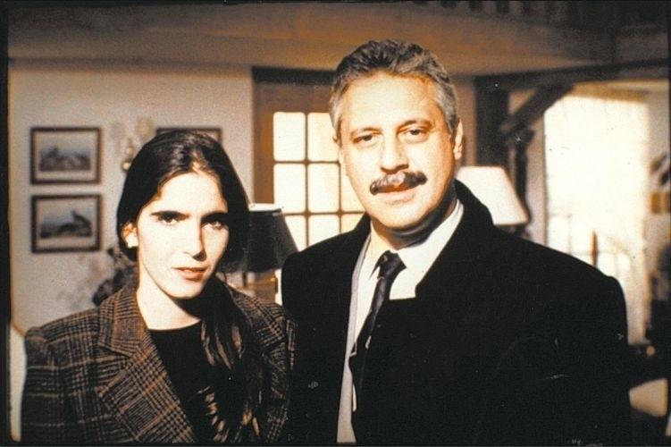 Na novela 'O Dono do Mundo', Malu Mader interpretou Marcia Nogueira, que foi seduzida pelo poderoso Felipe Barreto (1991)