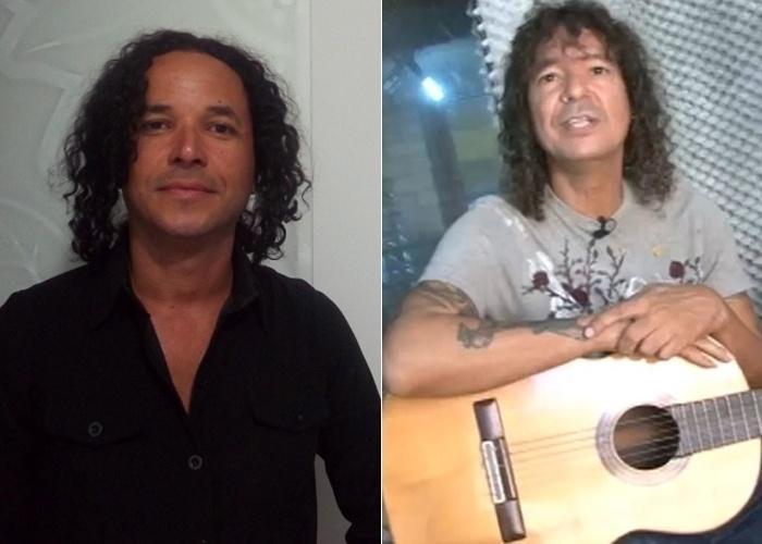Alex Almeida costuma ser confundido com Luiz Caldas, ele até já distribuiu até autógrafos