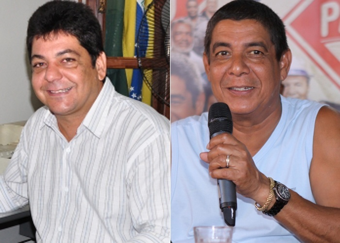 &#34;Dizem que sou a cara do Zeca Pagodinho. Ser&#225;?&#34;, questiona o internauta Marin Montini, que &#233; de Monte Alto (SP)